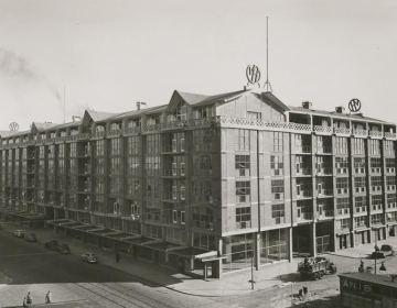 Het Industriegebouw in Rotterdam