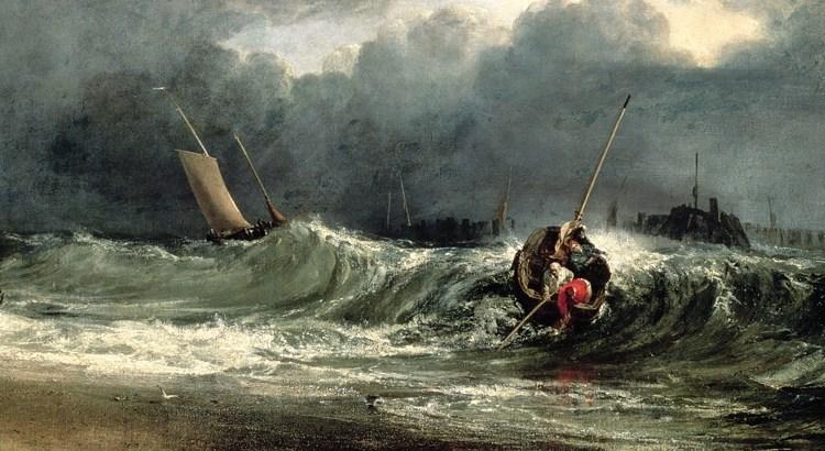 Werk van William Turner