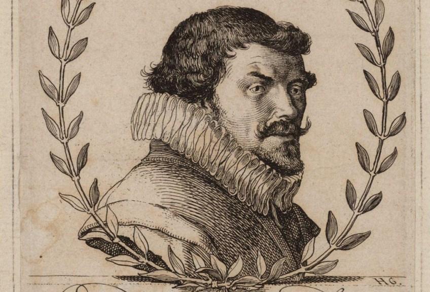 Gerbrand Adriaenszoon Bredero. Bron: Wikimedia