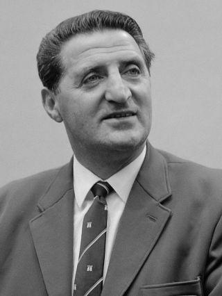 Ben Bril in 1965 (cc - Anefo - Hugo van Gelderen)