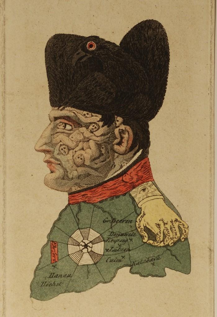 De reputatie van Napoleon Bonaparte (Valkhof)