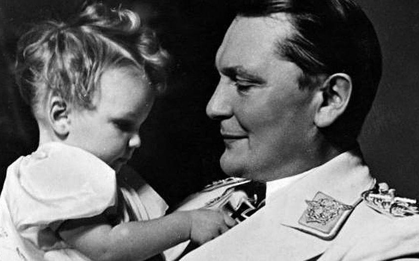 Hoe verging het de kinderen van bekende nazi-leiders?