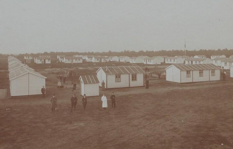 Vluchtelingenopvang in Uden, 1915-1919