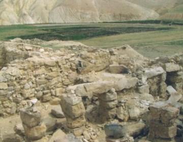 Op zoek naar... de gecompliceerde relatie tussen archeologie en de Bijbel (foto cover)