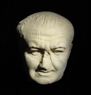Keizer Vespasianus oprichter van het Colosseum (© E. Ruis)