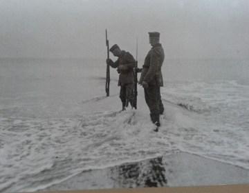 Duitsers aan zee, tijdens de Eerste Wereldoorlog (Davidsfonds)