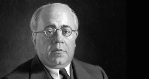 Manuel Azaña (1880-1940), president van Spanje