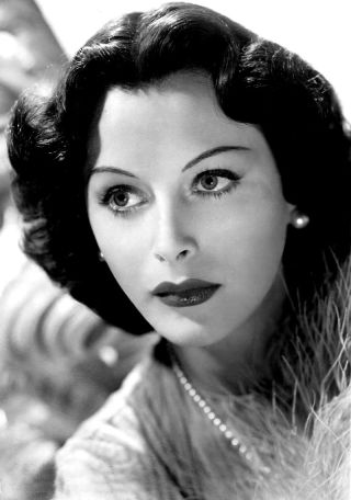 Hedy Lamarr in 1940