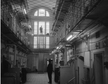 Strafgevangenis Weteringeschans II Amsterdam. Bron: Nationaal Archief Den Haag