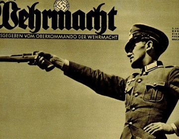 Wehrmacht-poster