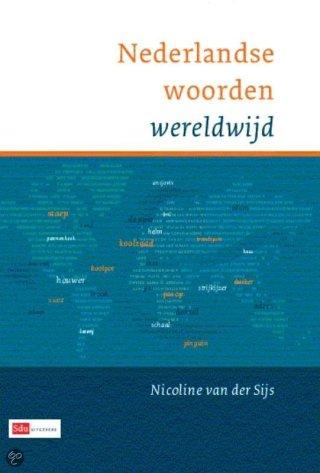 De Uitleenwoordenbank is gebaseerd op dit boek van Nicoline van der Sijs