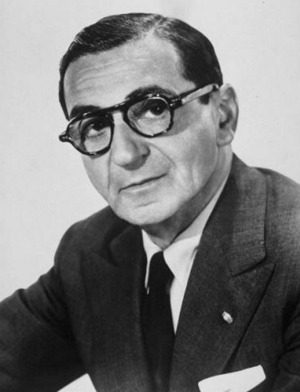 Irving Berlin in 1941. © Publiek Domein
