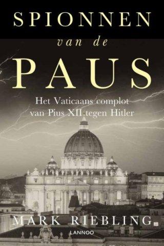 Spionnen van de paus – Mark Riebling