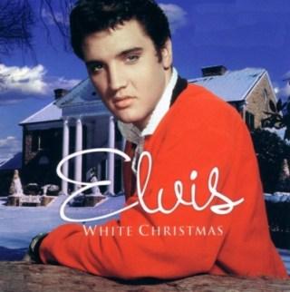 """Elvis Presley is één van de vele artiesten die """"White Christmas"""" zong. Tot ontevredenheid van Irving Berlin. © RCA Records"""