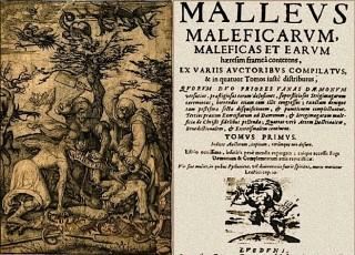 Titelblad van Abraham Palingh, t Afgerukt mom-aansight der tooverije (1659).