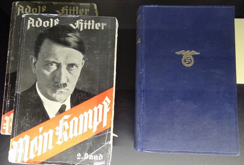 Mein Kampf blijft verboden boek