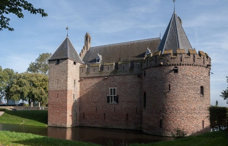 Kasteel Radboud, Medemblik - cc