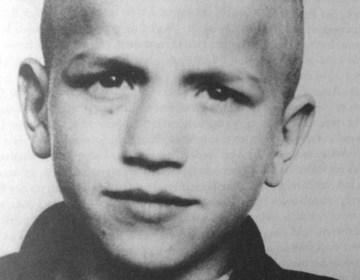 Ernst Lossa, een van de psychiatrisch patiënten die door de nazi's werd vermoord