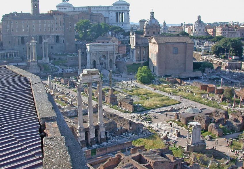 Hoe handhaafde het Romeinse rijk de vrede?