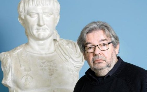 Maarten van Rossem over het einde van het Romeinse Rijk (deel cover)