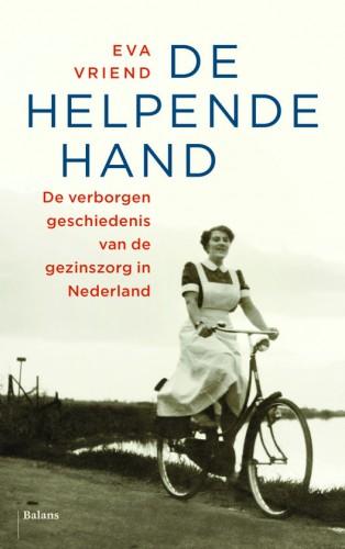 Cover De helpende hand