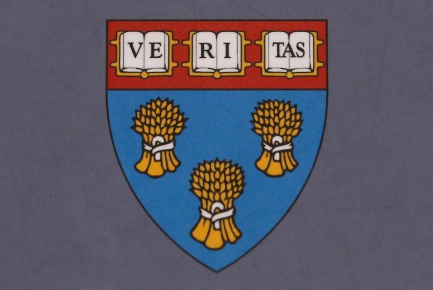 Embleem van de Harvard-faculteit