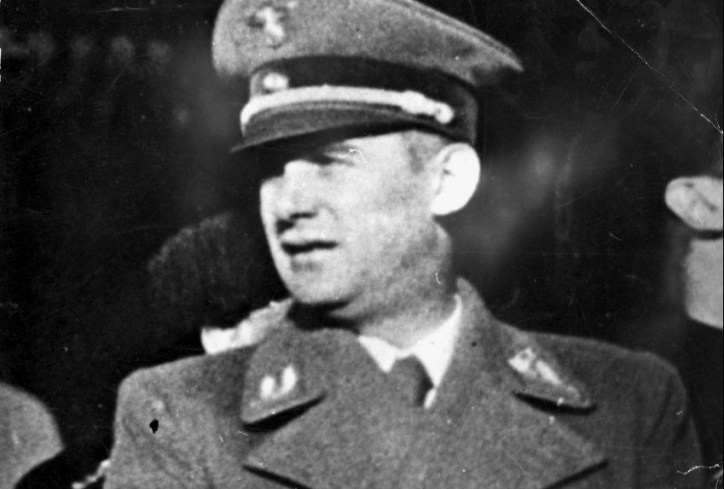 Odilo Globocnik - Aanvoerder van Aktion Reinhard (Yad Vashem)