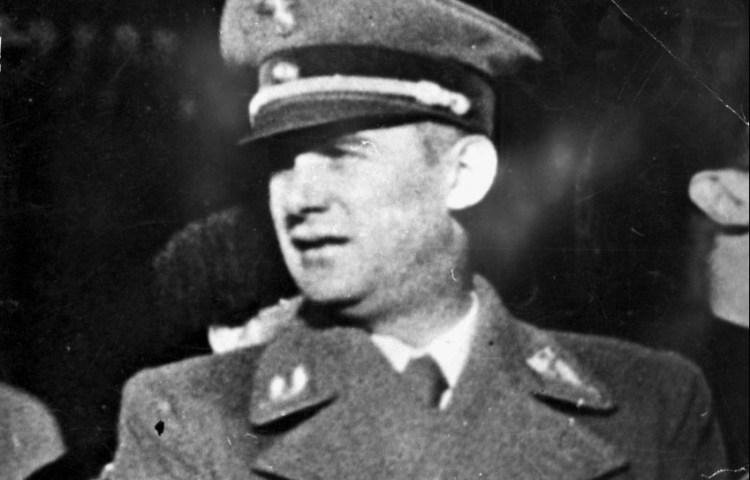 Odilo Globocnik - Aanvoerder van Aktion Reinhard