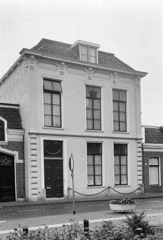 Eysingahuis, Hoofdstraat 46 te Beetsterzwaag (collectie: Rijksdienst voor het Cultureel Erfgoed)