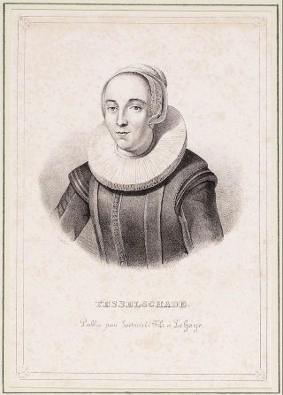 Maria Tesselschade Roemers Visscher (Archief Alkmaar)