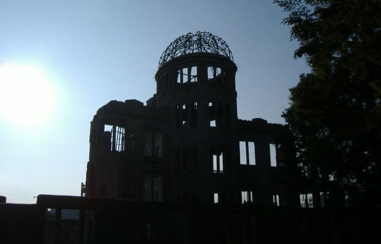 Monument van Hiroshima - cc