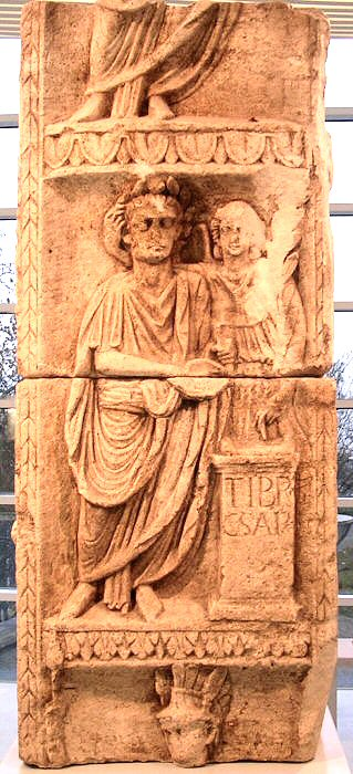 Monument voor Tiberius