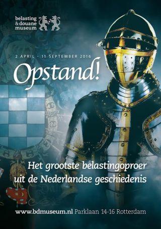 Poster voor de tentoonstelling