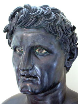 Seleucus I Nicator (Romeins kopie van een Grieks origineel) - cc