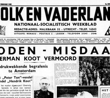 Volk en Vaderland van 21 februari 1941 (Delpher)