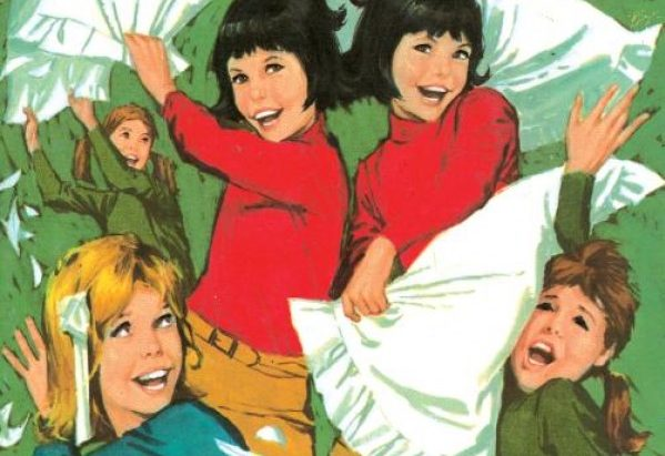 Meisjesboeken van weleer - Kristine Groenhart