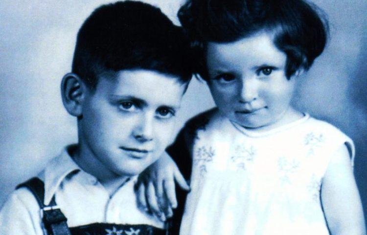 George en Ursula Levy