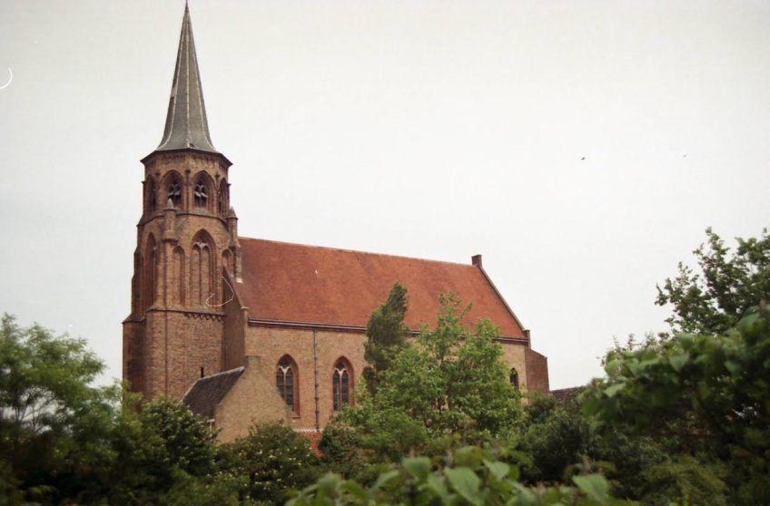 Abdijkerk van Loosduinen. Bron: reliwiki.nl