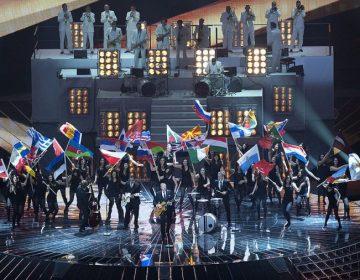 Alle landen op het podium van het Eurovisie Songfestival, 2011 - cc