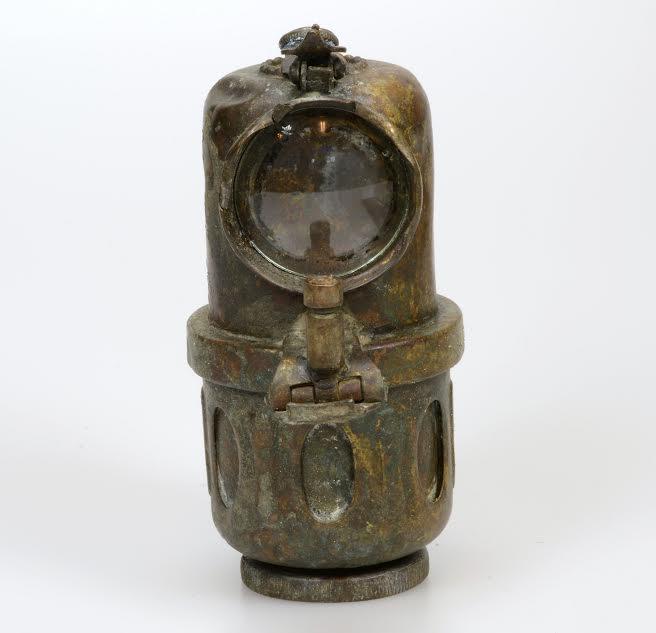 Carbidlampje (Huis van Hilde)