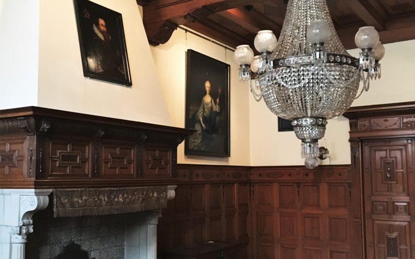 Interieur van Huis Lambert van Meerten (HDK)