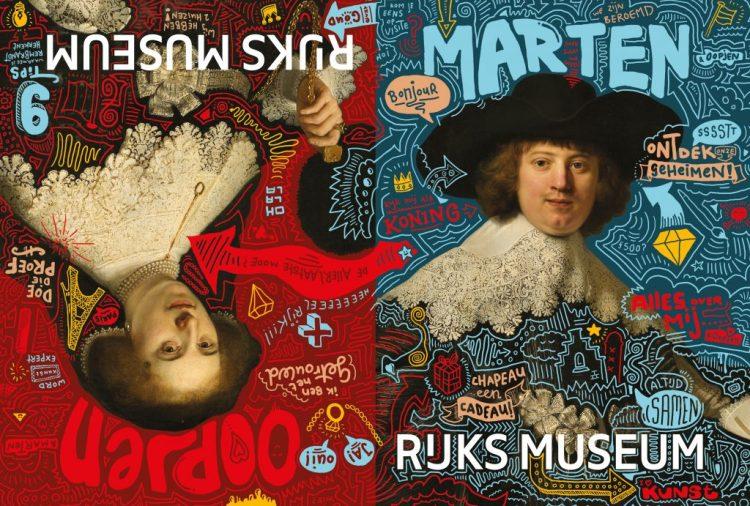 Marten & Oopjen Magazine.