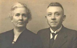 Rijpstra en zijn vrouw. Bron: www.oudzelhem.nl