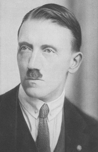 Adolf Hitler in 1923