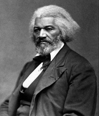 Frederick Douglass, ca. 1874