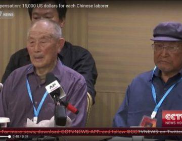 Schadevergoeding Mitsubishi voor Chinese dwangarbeiders WOII