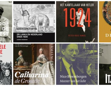 nieuwe geschiedenisboeken week 25