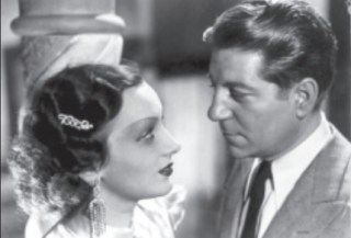 Mireille Balin en Jean Gabin in Pépé le Moko, 1937. Bron foto's: Het Andere Parijs