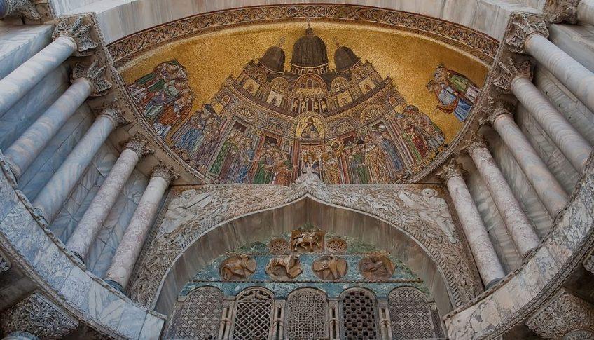 Basiliek van San Marco - Venetië - cc