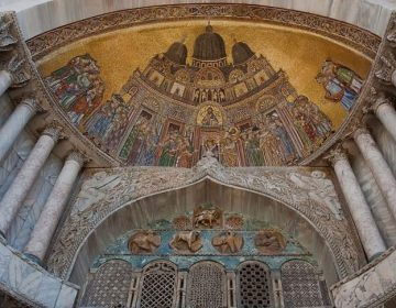Basiliek van San Marco - Venetië